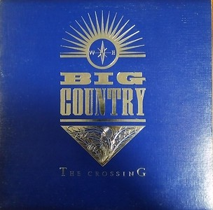 Big Country - The Crossing (Vertigo - VOG-1-3325)