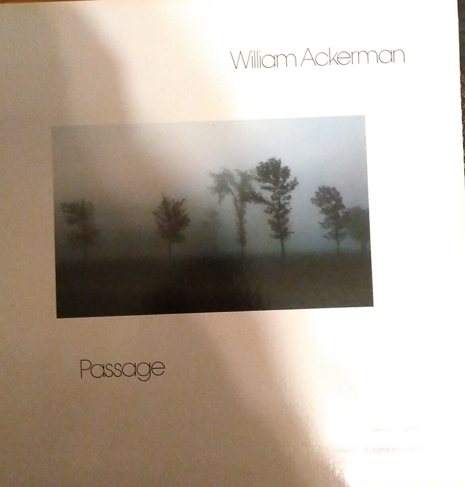 William Ackerman - Passage (Windham Hill Records - WH-91014)