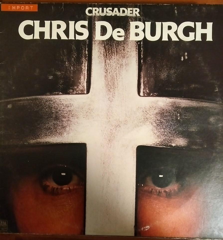 Chris de Burgh - Crusader (A&M Records - AMLH 64746)