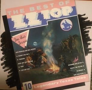 $3  ZZ Top - The Best Of ZZ Top