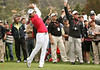 24 MAR 12 Yani Tseng on the 8th tee during Sundays Final Round of The KIA Classic at La Costa Resort and Spa in La Costa, California.