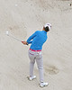 23 MAR 12  The Netherlands Dewi Claire Schreefel blasts it into the hole on 18 during The Second Round of The KIA Classic at La Costa Resort and Spa in La Costa, California.