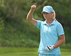23 MAR 12   Swedens Anna Nordqvist checks the breeze during Fridays  Second Round of The KIA Classic at La Costa Resort and Spa in La Costa, California.
