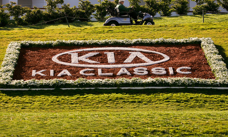 22 MAR 12 The KIA Classic at La Costa Resort and Spa in La Costa, California.
