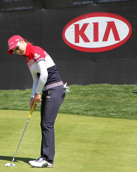 21 MAR 12   So Yeon Ryu during Wednesdays Pro-Am at The KIA Classic at La Costa Resort and Spa in La Costa, California.