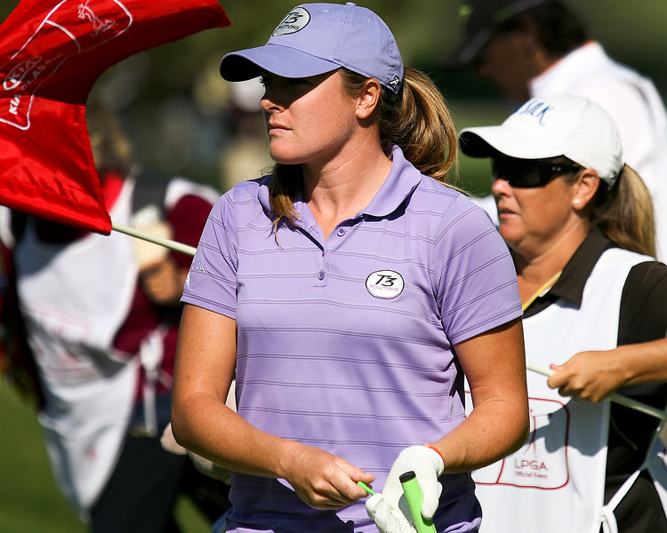 22 MAR 12  Massachusetts native Alison Walshe at The First Round of The KIA Classic at La Costa Resort and Spa in La Costa, California.