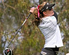 23 MAR 12   Paula Creamer on the third tee at The Second Round of The KIA Classic at La Costa Resort and Spa in La Costa, California.