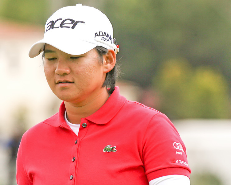 24 MAR 12  World number one Yani Tseng proved her dominance once a again during Sundays Final Round of The KIA Classic at La Costa Resort and Spa in La Costa, California.