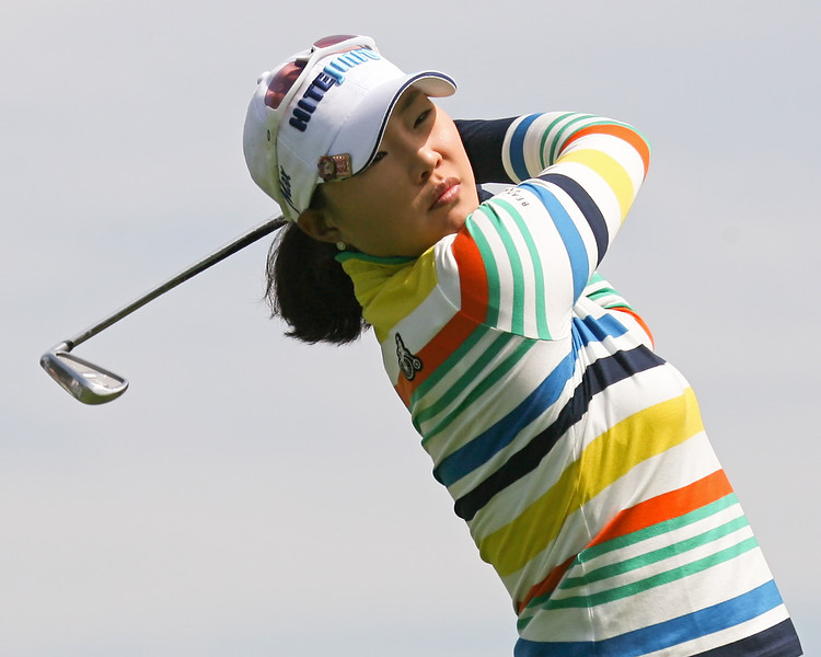 23 MAR 12  Hee Kyung  Seo at The Second Round of The KIA Classic at La Costa Resort and Spa in La Costa, California.
