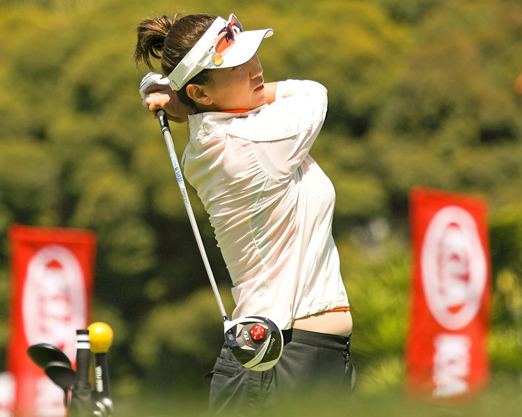 21 MAR 12   Taiwans Amy Hung during Wednesdays Pro-Am at The KIA Classic at La Costa Resort and Spa in La Costa, California.