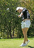 22 MAR 12  Melisa reid on the tee duringThe First Round of The KIA Classic at La Costa Resort and Spa in La Costa, California.