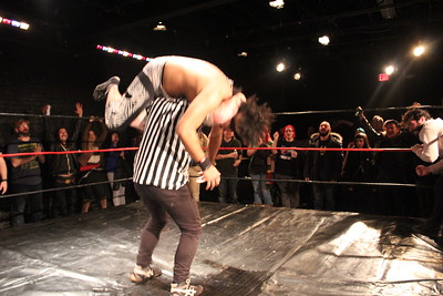 Live Pro Wrestling from The Black Box