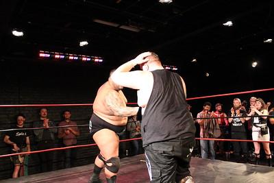 Ace Romaro vs. Jeff Cannonball