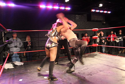 Live Prov Wrestling From The Black Box November 19, 2017