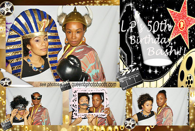 L.P.'s 50th Birthday Bash!