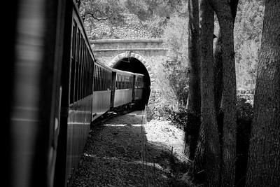 Erotic rail