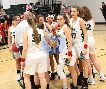 LRHS Varsity Basketball 2018