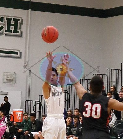 LRHS Varsity Men Basketball vs Foothill