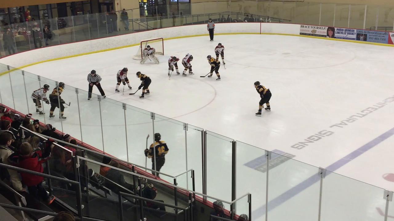 Steinmetz Goal.....Morse, Schroeder Assist