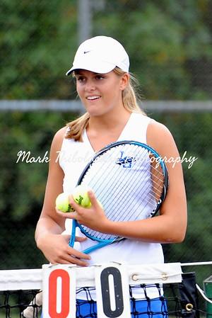 Lampeter-Strasburg Girl's Tennis v Hempfield (League Semi's) 9.29.14