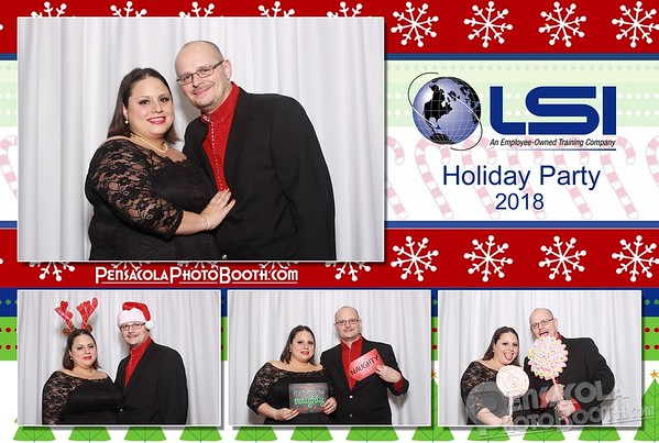 LSI Holiday Party 12-14-2018