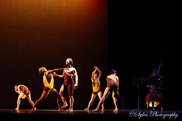 Moon...in my memory- LSU Dance Spring 2014