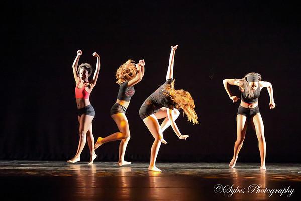 Parentesco Roto- LSU Dance Spring 2014