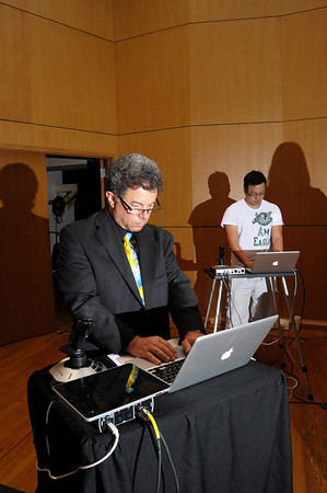 April 16, 2012: SLEO Laptop Orchestra Performance