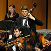 The LSU Symphony Orchestra performed with the James M. Syler Distinguished Artist, Christopher O'Riley, in Baton Rouge, LA on February 24, 2012 at the LSU Student Union. This image is the property of Louisiana State University and may not be used, reprinted or reproduced without the express written permission of the LSU College of Music & Dramatic Arts.