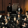 The LSU Wind Ensemble with Donald McKinney, conductor; Joel Puckett, guest composer and Katherine Kemler, soloist.