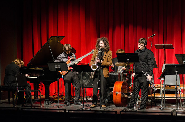March 25, 2013 Jazz Chamber Group