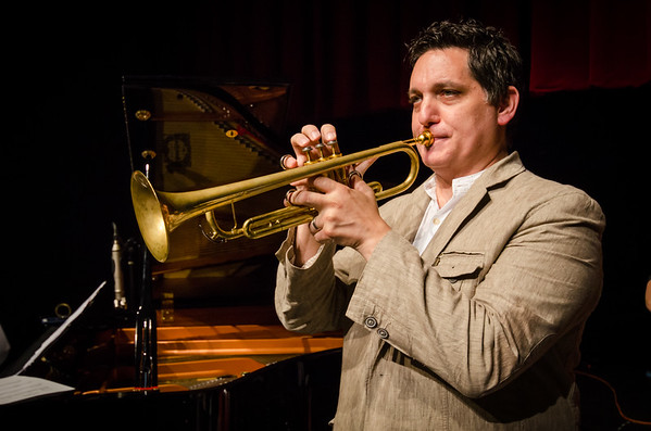 June 25, 2015 Hot Summer Nights with LSU alum Rex Richardson, trumpet