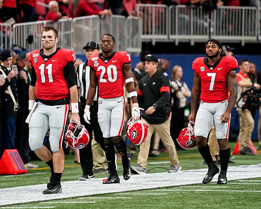 Jake Fromm, D'Andre Swift, J.R. Reed