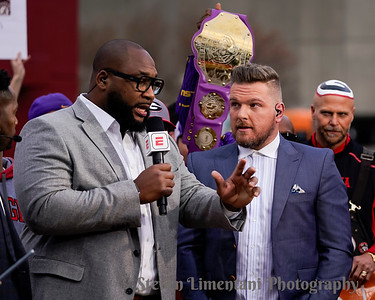 Marcus Spears, Pat McAfee