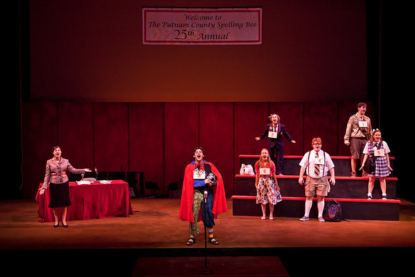 25th Annual Putnam County Spelling Bee - Spring 2012