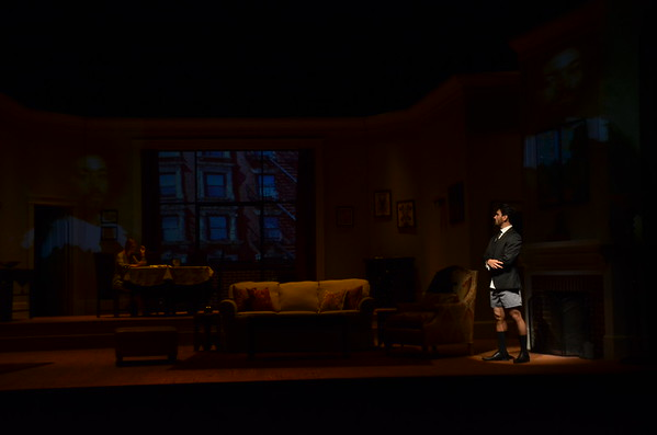 September 29, 2015 Disgraced Dress Rehearsal