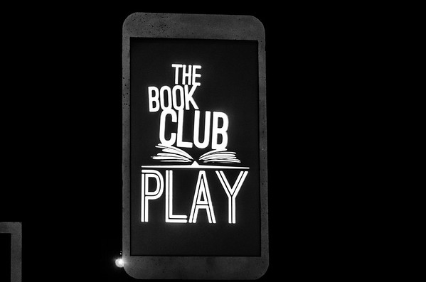 Swine Palace presents THE BOOK CLUB PLAY