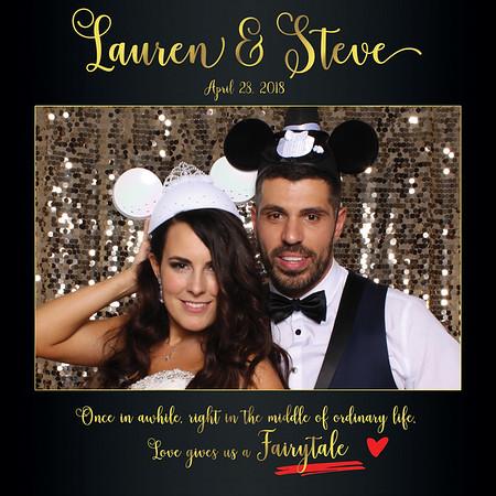 Lauren & Steve's Wedding