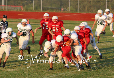 NEW just posted on 12-28-11 Cameron's 8th grade LTMS Football pics 2007
