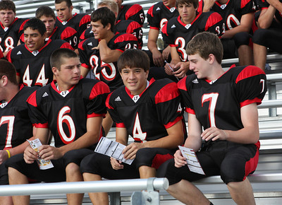 LT JV Black Football 2009