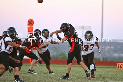 LT Sub Varsity Football 2010