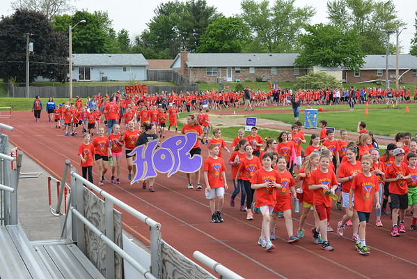 2016 LT Ball Relay for Life Field Day 5/20/16