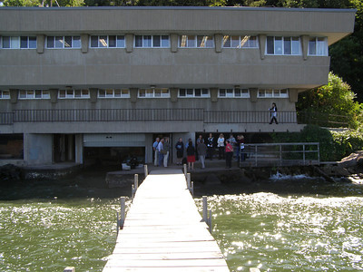On September 7th and 8th, 2011, the UW-Madison Center for Limnology hosted a team of researchers from across the country as they conducted a site review  to assess the myriad research going on as part of the NSF-funded North Temperate Lakes Long Term Ecological Research Project. The site reviewers came away impressed with the quality, scope and breadth of the project's research!