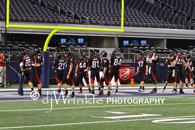 State Championship Game   LT vs Waco Midway    Cowboy Stadium