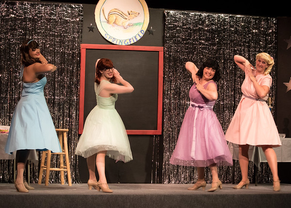 LTP - The Marvelous Wonderettes