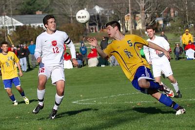 LTS Boys Varsity Soccer Semifinal vs SR photos by Gary Baker