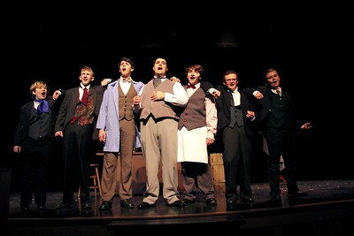 LTS Presents Hello Dolly IV photos by Gary Baker