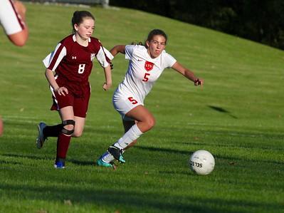 LTS Varsity Girls Soccer vs BR photos by Gary Baker