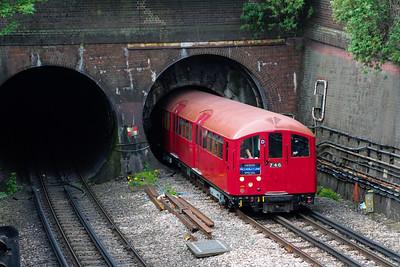 1938 Tube Stock
