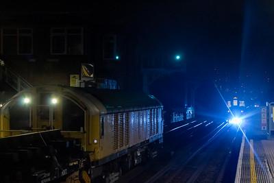 L46 + L50 @ West Hampstead